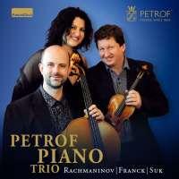 Rachmaninov; Franck; Suk