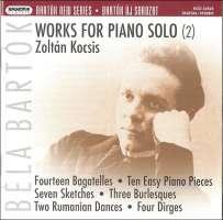 Bartok: Works for piano solo 2