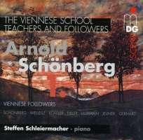 The Viennese School - Teachers & Followers
