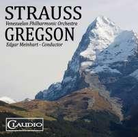 STRAUSS GREGSON