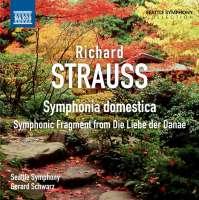 STRAUSS Richard: Symphonia domestica