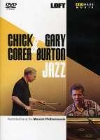 CHICK COREA, GARY BURTON
