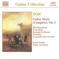 SOR: Guitar Duets Vol. 2