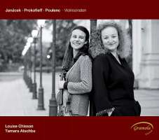 Janáček, Prokofiev, Poulenc: Sonatas for Violin and Piano