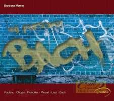 My Personal B-A-C-H - Poulenc, Chopin, Prokofiev, Mozart, Liszt, Bach