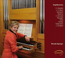 Orgelkosmos - Bach, Scarlatti, Schubert, Schlee, Respighi, Estermann, Brahms