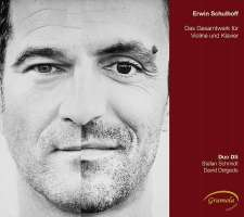 Schulhoff: Complete Works for violin and piano