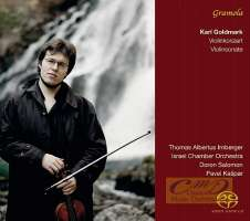 Goldmark: Violin Concerto, Sonata for Violin and Piano