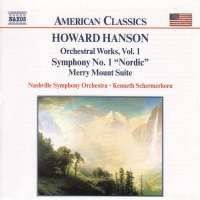 HANSON: Symphony no. 1