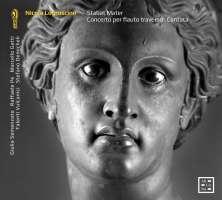 Logroscino: Stabat Mater; Concerto per flauto; Cantata