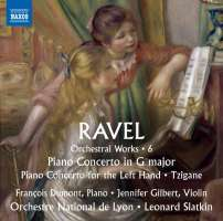 Ravel: Orchestral Works Vol. 6