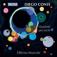 Conti: Quartetti per Archi