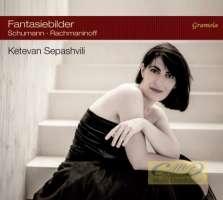 Fantasiebilder - Schumann: Kreisleriana / Rachmaninov: Études-Tableaux