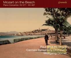 Mozart on the Beach: Piano Concertos KV 271 & KV 467