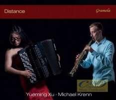 Distance - Marcello, Bach, Berio, Penderecki, Takemitsu, Piazzolla: Aranżacje na saksofon i akordeon