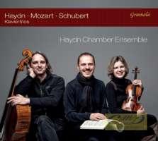 Haydn Mozart Schubert: Klaviertrios