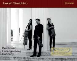 Beethoven; Herzogenberg; Dohnányi: String Trios