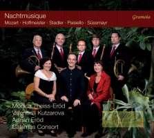 Nachtmusique – Mozart, Süssmay, Paisiello, Hoffmeister, Stadler