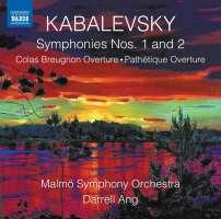 Kabalevsky: Symphonies Nos. 1 and 2