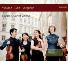 Werden-Sein-Vergehen – Mayuzumi, Haydn, Webern, Derungs