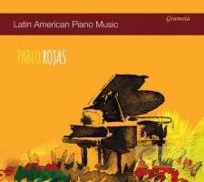 Latin American Piano Music - Nazareth Piazzolla Ginastera