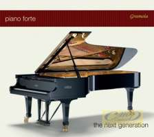 Piano forte - The next generation: Janacek, Chopin, Lutoslawski …