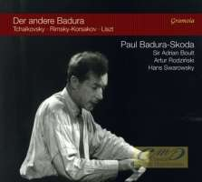 Tchaikovsky/Rimsky-Korsakov/Liszt: Piano Concertos