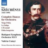 Széchényi: Complete Dances for Orchestra