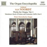 NOORDT: Organ Works vol. 1