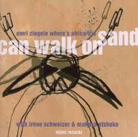 Ziegele Trio: can walk on sand
