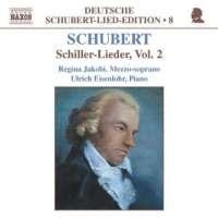 SCHUBERT: Schiller-Lieder vol. 2