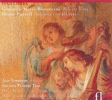 Bononcini/ Purcell: Sonatas à Tre /Schröder · Arcadia Players