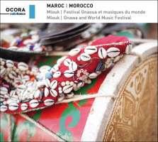Maroc - Mlouk, Gnawa and World Music Festival