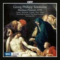 Telemann: Markus-Pasion 1759