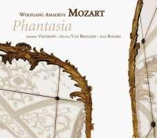 Mozart: Phantasia, Clarinet de basset