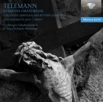 Telemann: Passions-Oratorium
