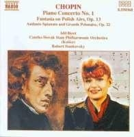 Chopin: Piano Concertos vol. 1