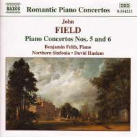 FIELD: Piano Concertos vol. 3