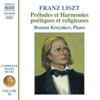 Liszt: Complete Piano Music, Vol. 56