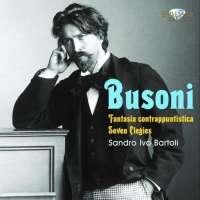 Busoni: Fantasia Contrappuntistica, Elegies