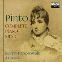 Pinto: Complete Piano Music