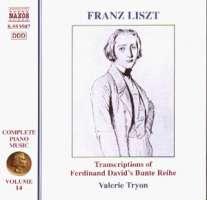 LISZT: Piano Music vol.14