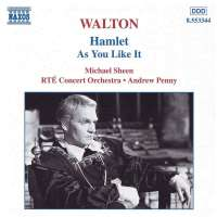 WALTON: As You Like It, Hamlet
