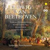 Beethoven: Sonata op. 106; Overtures to Leonore & Fidelio