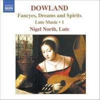 DOWLAND: Lute music vol. 1