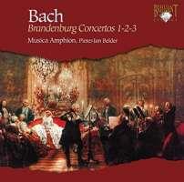 Bach: Brandenburg Concertos Nos. 1 - 3