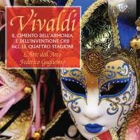 Vivaldi: Il cimento dell'armonia e dell'inventione Op. 8