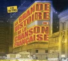 La Grande Histoire De La Chanson Francaise