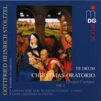 Stolzel: Christmas oratorio vol. 2
