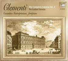 Clementi: Complete Sonatas Vol. II